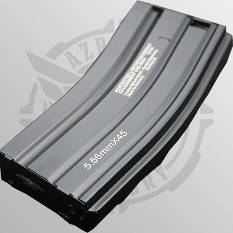 M4A1 Metal Mags