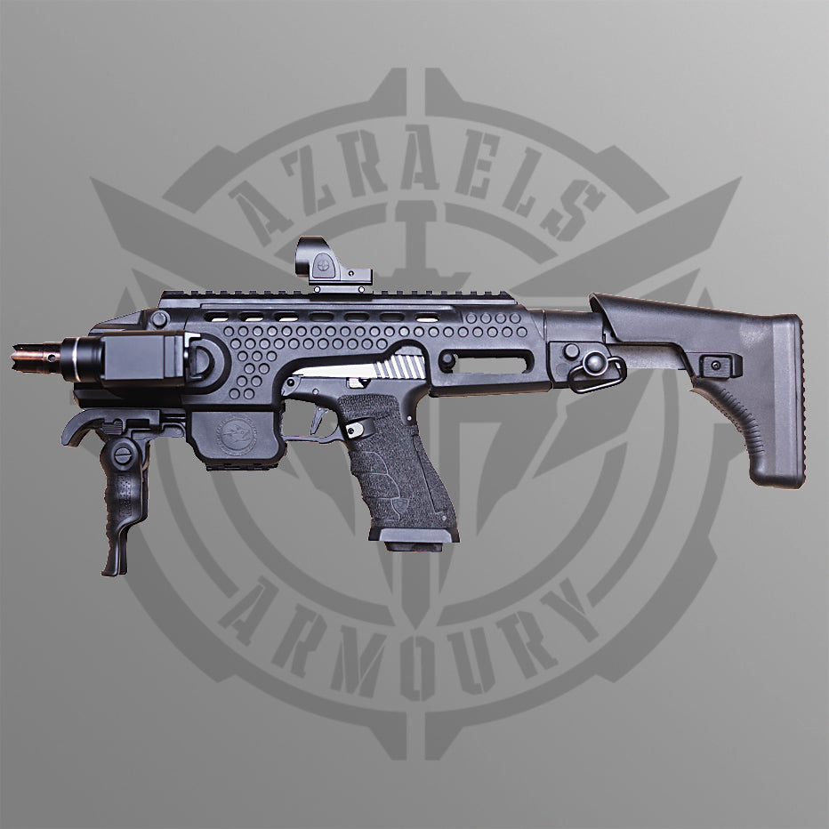 Azraels APS Carbine Load out!