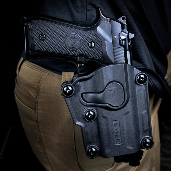 Cytac Universal Adjustable Pistol Holster