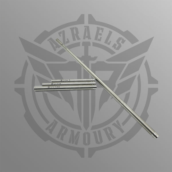 Aztech 7.25mm Stainless Steel gelball barrel