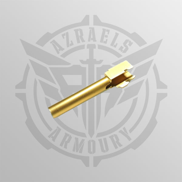 Gold Style Steel outer barrel for Co2 Pistol