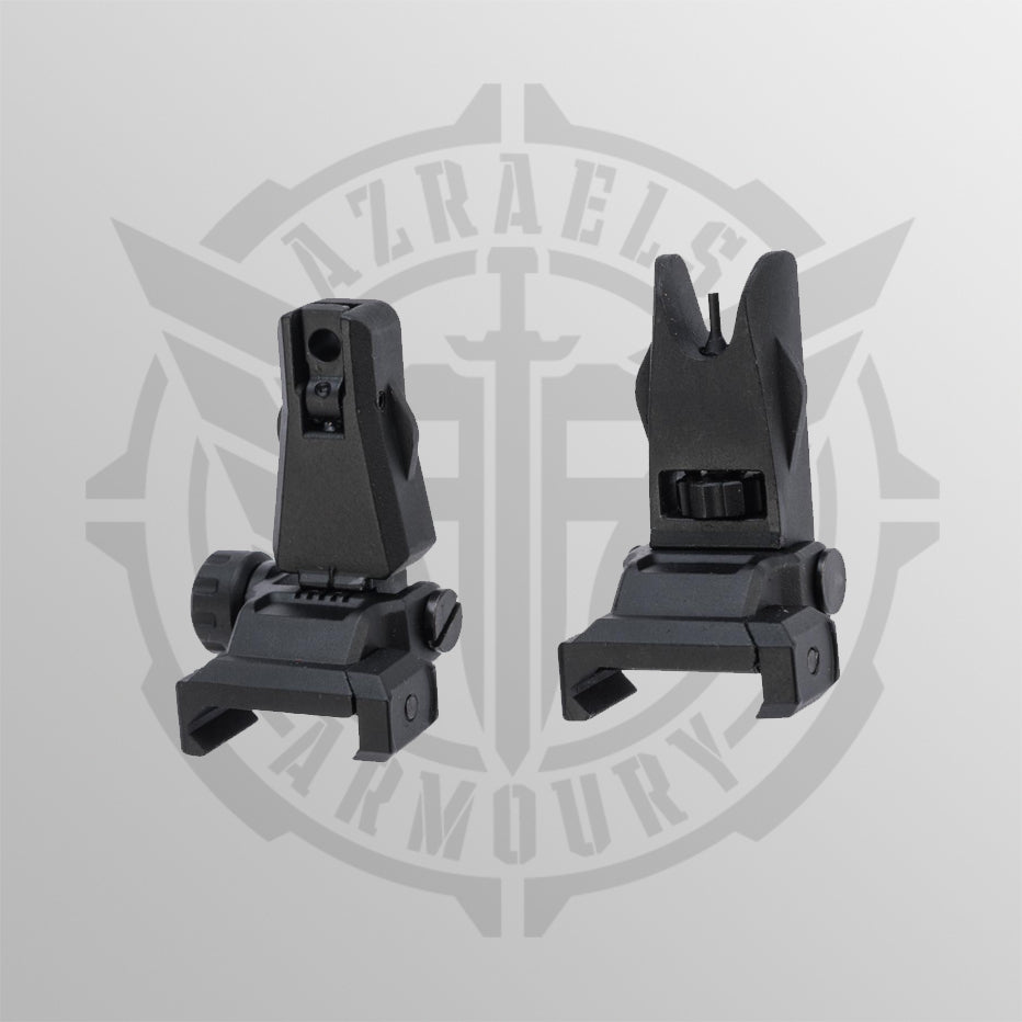 Hawk Flip-Up Back Up Sights