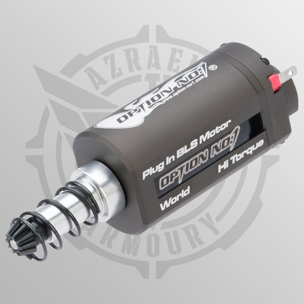 Option No.1 Plug-In Brushless 480 Long Motor