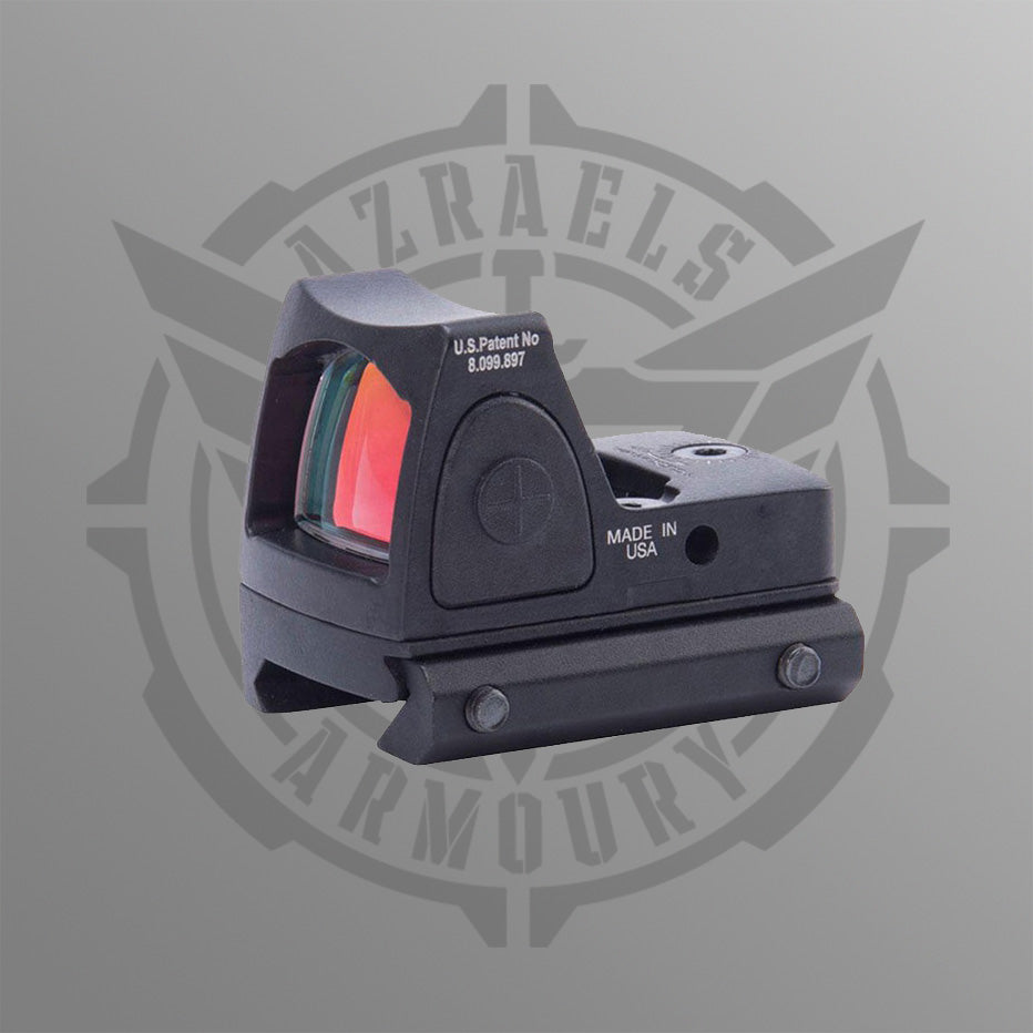 RMR Ruggedised Mini Reflex Sight for Gel blasters