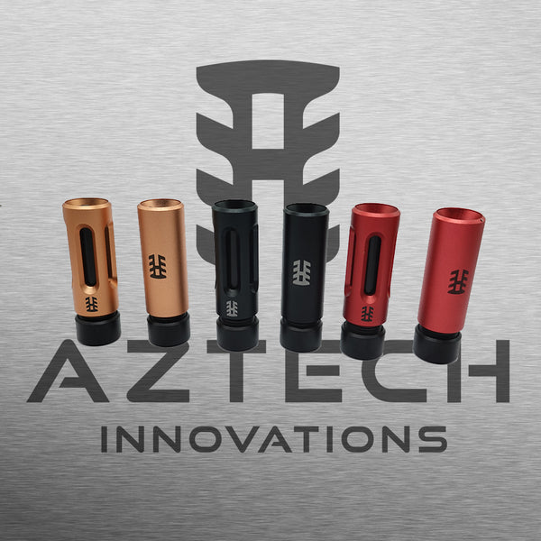 Aztech CNC Range Warrior Barrel Fit Hop Up