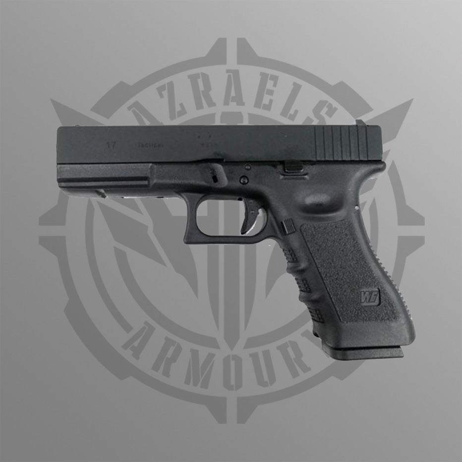 WE Tech Glock 17 Gen 3 Gas Blowback Gel Blaster