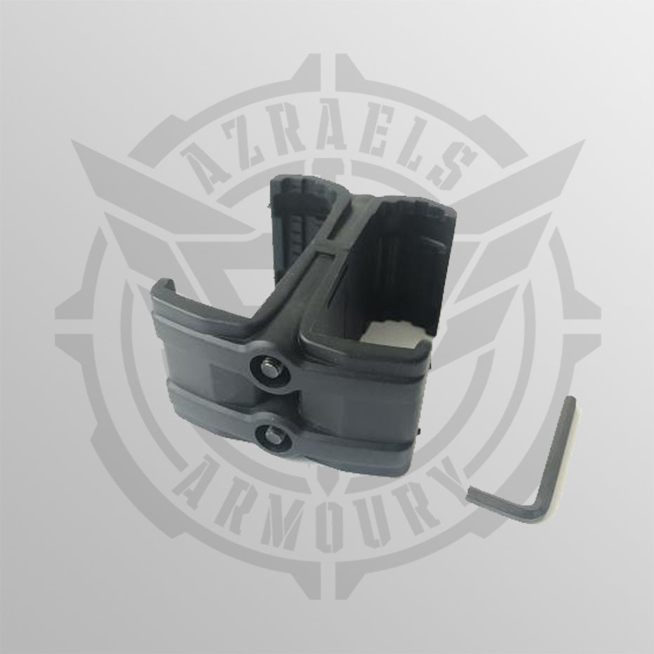 Double mag holder Coupler