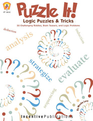 PUZZLE IT Logic Puzzles and Tricks