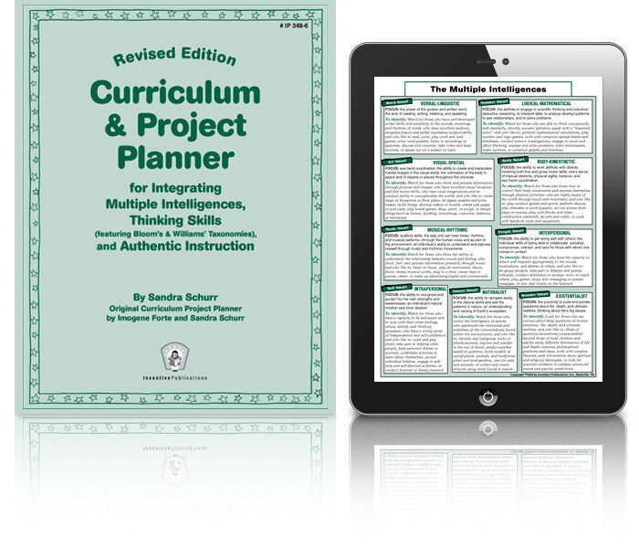 The Curriculum & Project Planner, Rev. Ed.