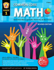 Common Core: First Grade Math