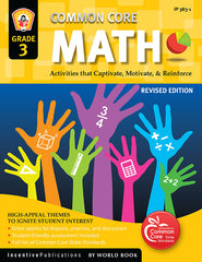 Common Core: Third Grade Math