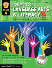 Common Core: Fourth Grade Language