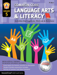 Common Core: Fifth Grade Language
