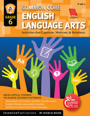 Common Core English Language Arts Grade 6