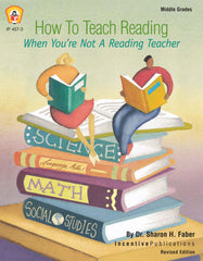How To Teach Reading When You're Not A Reading Teacher, Rev. Ed.