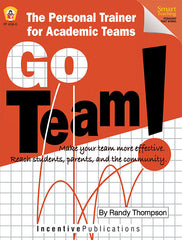 Go Team! The Personal Trainer for Academic Teams