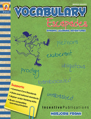 Learning Adventure Series- Vocabulary Escapades