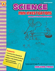 Learning Adventure Series- Science Mini Investigations