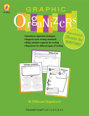 Graphic Organizers- Writing