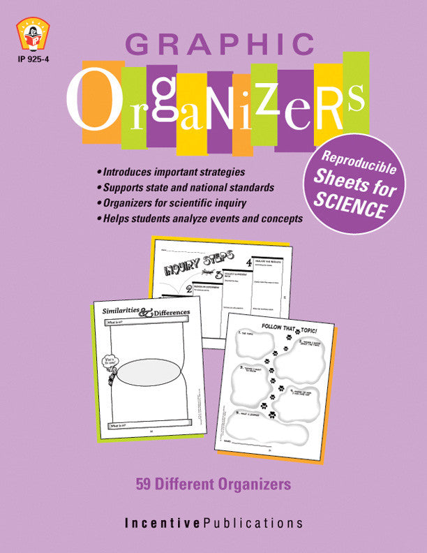 Graphic Organizers- Science