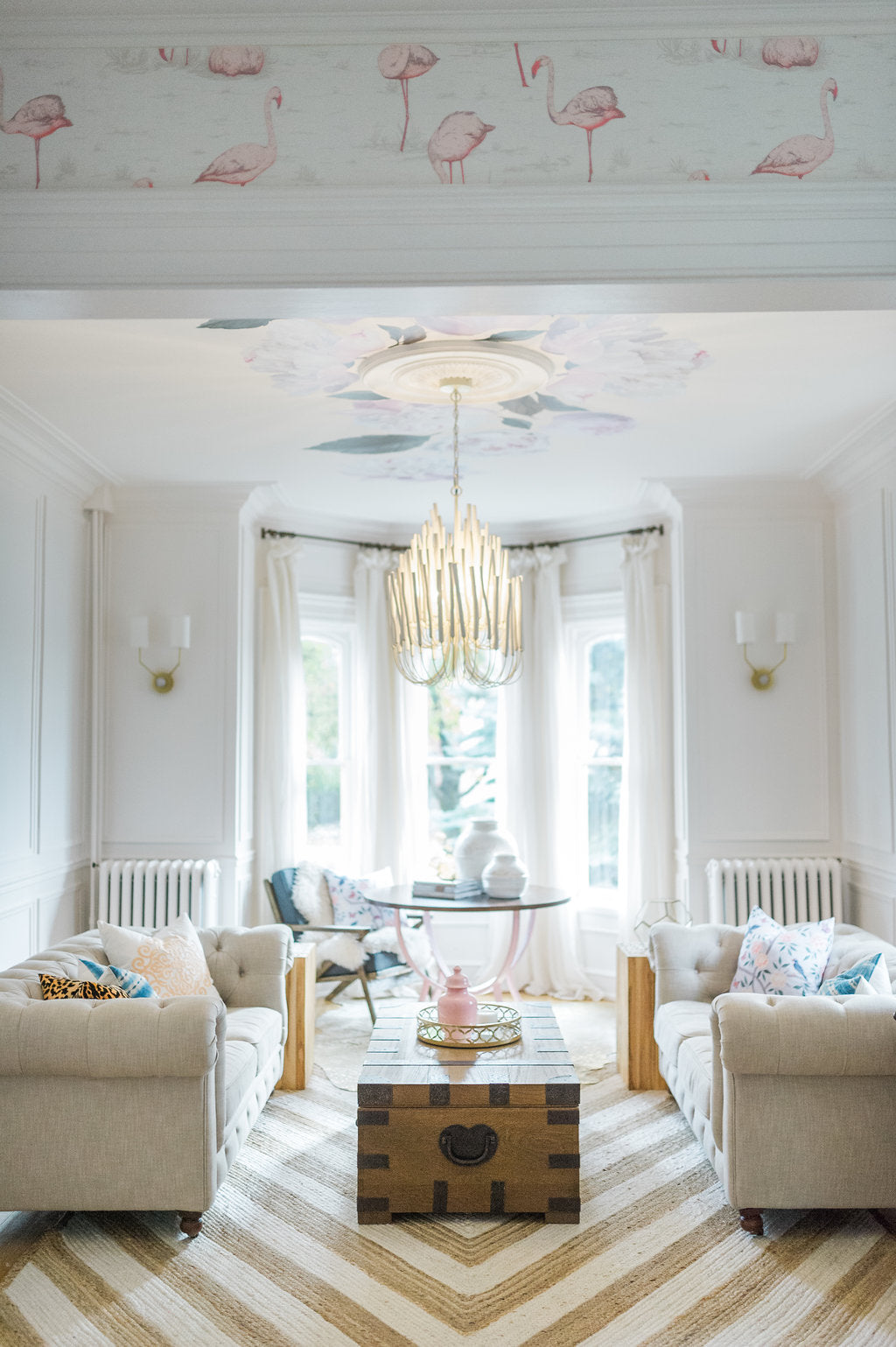 The Leslie Style- Tilda Chandelier by Arteriors | Lighting ...