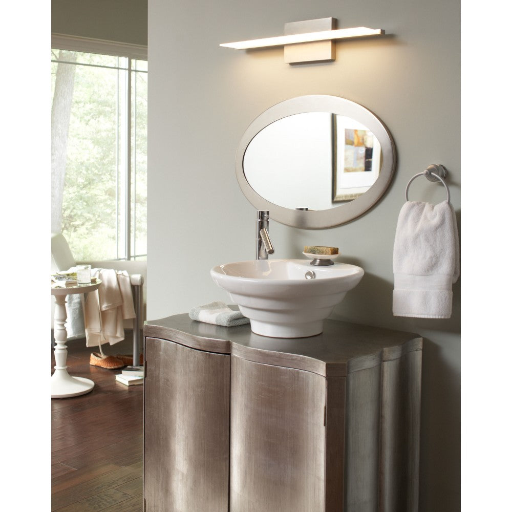Span LED Bath Light