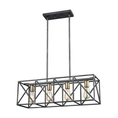 Chet Linear Chandelier