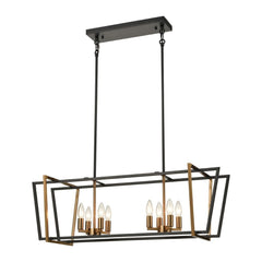 Kizzy Linear Chandelier