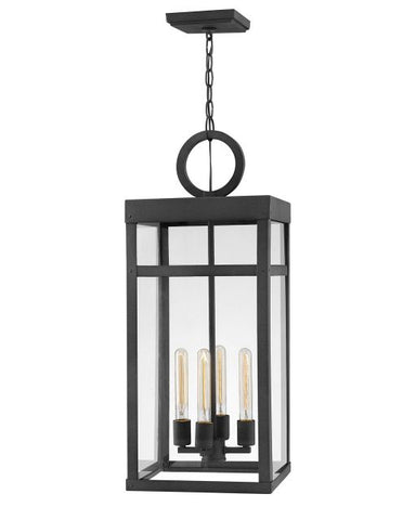 Porter Outdoor Hanging Lantern