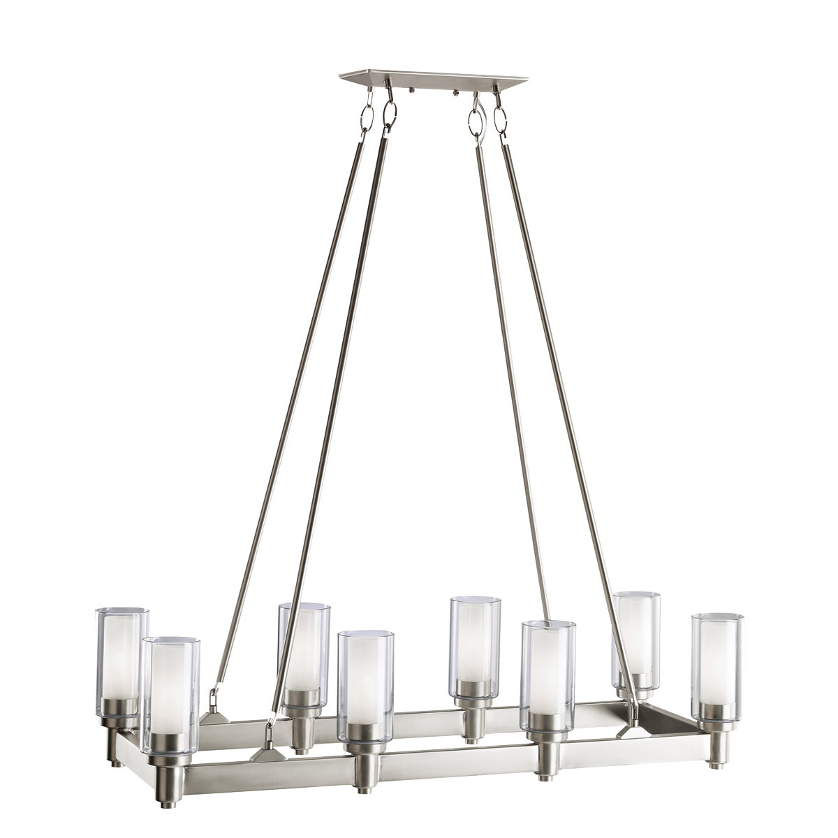 Circolo Linear Chandelier