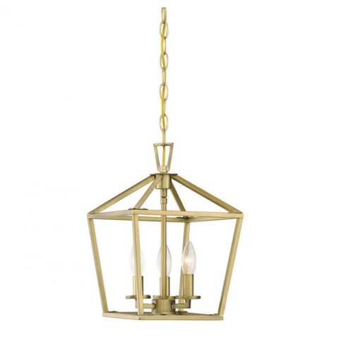 Townsend 3 Light Foyer OPEN BOX