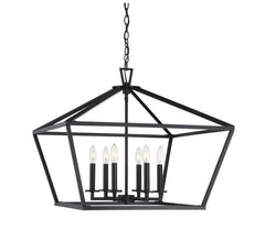 Townsend 6 Light Lantern