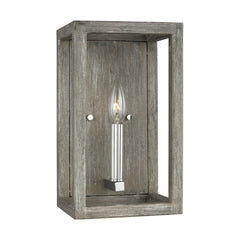 Moffet 1-Light Bath Sconce