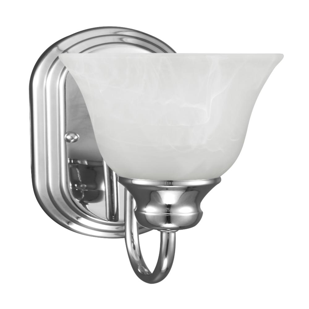Cambria Sconce, Sconce, Chrome