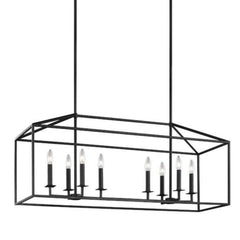 Elm Linear Chandelier