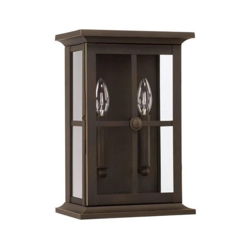 Essary Outdoor Wall Lantern