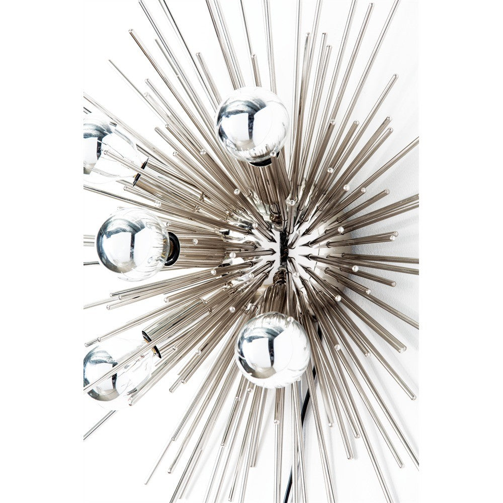 Zanadoo 5 Light Wall Sconce in Polished Nickel by Arteriors Home 49997
