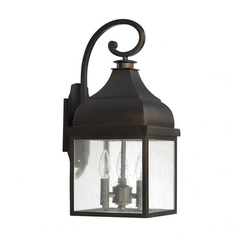 Burleson Outdoor Wall Lantern
