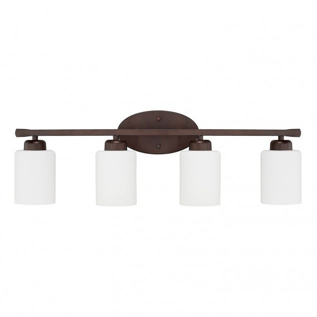4 Light Dixon Vanity in Bronze by Capital Lighting 115241BZ-338