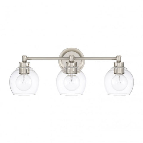 3 Light Mid Century Vanity By Capital Lighting Lighting Connection Lighting Connection