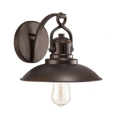 O'Neal 1 Light Vanity in Burnished Bronze by Capital Lighting 3791BB