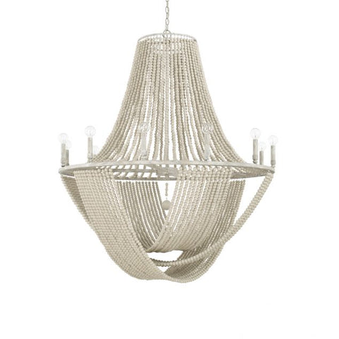 Kayla 12 Light Chandelier in Mystic Sand by Capital Lighting 429501MS