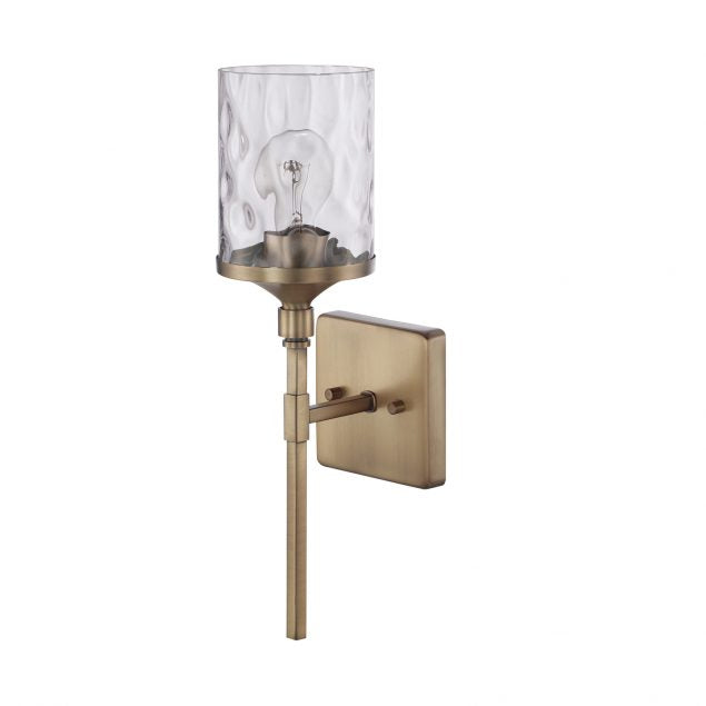 Capital Lighting Colton Sconce In Brushed Nickel