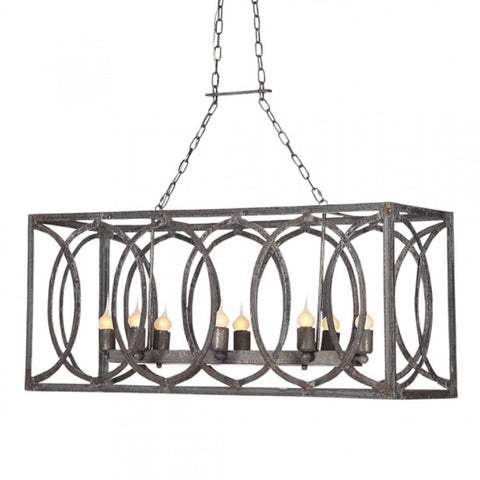New Orleans Linear Chandelier By Ella Home