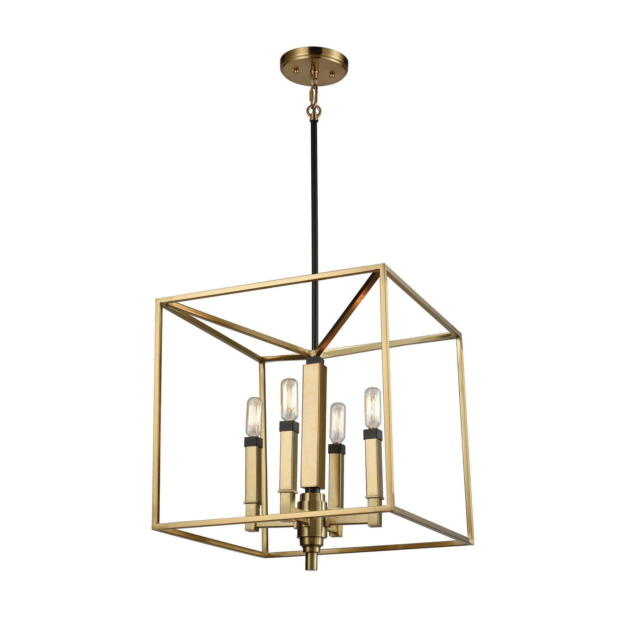 Mandeville Cage Chandelier By Elk Lighting Lighting