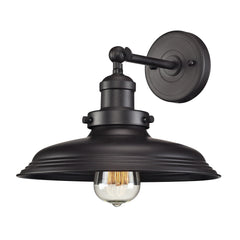 Newberry Wall Sconce in Oil Rubbed Bronze by ELK Lighting 55040-1