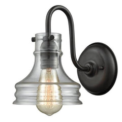 Binghamton Wall Sconce in Oil Rubbed Bronze by ELK Lighting, 65225/1