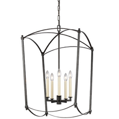 Thayer Open Cage Lantern