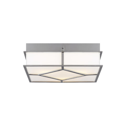 Transom 3-Light Flush Mount