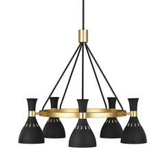 Grange 5-Light Chandelier by Ellen DeGeneres